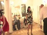 Wedding Reception Handstand Fail