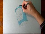 Watch This Guy Draw Shockingly Photorealistic Everyday Objects