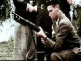 WWII Color Footage Of The Warsaw Uprising