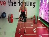 Weightlifting In High Heels