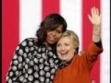 WIKILEAKS 1-25 BREAKING NEWS: Michelle Obama Deletes Clinton Tweets. DOJ Dinner With Podesta