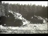 WW2: German Army In Action Western Front SS Leibstandarte, Usa Pows March 1945