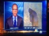 Weatherman Caught Peeing On Live Shot