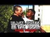 WhIte Guy Gets Punched Telling Black Jokes To Black People