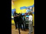 Woman Twists Off At Walmart Clerk After Machine Steals Her Money