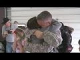 Wisconsin Army National Guard Troops Return Home