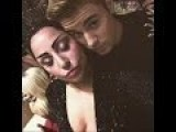 WOW Is There Lady Gaga Fall In Love With Justin Bieber?