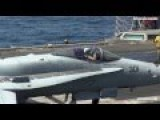 WORLD MOST UNIQUE ! Aircraft Carrier USS GEORGE HW BUSH Arabian Gulf Deployment 5th Fleet