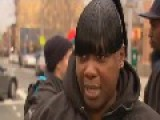 Woman Speaks Out About Todays NY Police Shooting