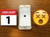 WTF! Do NOT Set Your IPhone Or IPad To This Date!