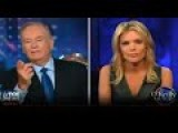 Watch Bill O'Reilly Get Pummeled With Logic By Megan Kelly On Ferguson