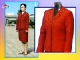 Woman Fashion From The Past In The DPRK
