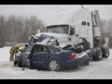 Washington DC Drivers Have Lots Of Wrecks With Just 1 Of Snow