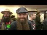 World Beard And Moustache Championships In Germany