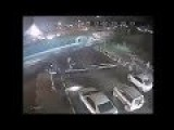 Weird Shocking Cars V S Barriers Footage
