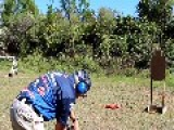 Watch Jerry Miculek Fire 6 Rounds From A Barrett .50 Cal In Under 1 Second – With 6 HITS!