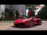 Where Does A Millionaire Park His Lamborghini In Singapore