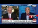 Wolf Blitzer Catches Giuliani Telling Whoppers On FBI Connection: 'Aren't They Feeding You Secret Information?'