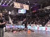 World's Strongest Man Smashes Keg Throw Record