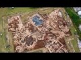 Watch An Ancient Town Be Unearthed In Orkney, Scotland