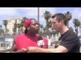 White Guy Talks N้้้้้็็็็็้้้้้-Word With Black People
