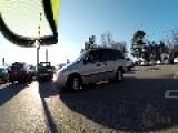 Woman Pissed About Stolen Parking Spot