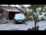 Watch, Women's Difficulties Parked In The Garage Funny