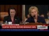 Watch Crooked Hillary LAUGHING At The Benghazi Deaths!