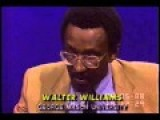 Walter E Williams - How Much Can We Blame On Slavery?
