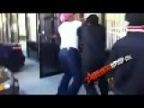Woman Caught Stealing Gets A Beatdown
