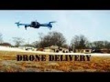 World's First LEGAL Drone Delivery
