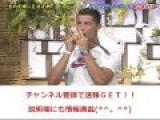 Weirdest Talkshow. Cristiano Ronaldo On A Japanese Talkshow
