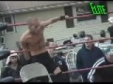 Wrestling May Be Fake, Gravity & Chairs Are Not