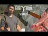 Will It Kill You? THROWING Knives & Tomahawks Vs. GEL RIBS