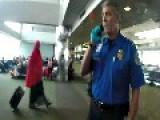 WATCH Intense Moment When Man On 'No Fly' List Tells Off TSA