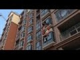 Woman Wants To Jump Off Building