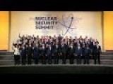 World Leaders Pose For Group Photo At Nuclear Summit