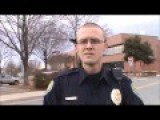 Winston Salem PD To Give Officers More Training Based On Video Of Man Taping Police Departement!