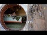 Woman Builds Interesting Hobbit House In Hillside