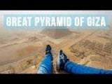 Watch Teen Climb The 4,575-Year-Old Pyramid Of Giza