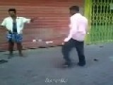 When Drunk Indians Fight
