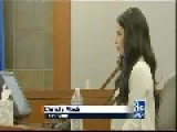 War Machine Laughs At Christy Mack During Her Emotional Testimony In Court