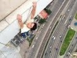 WTF! Extreme Selfies Of Russian Kirill Oreshkin While RoofTopping