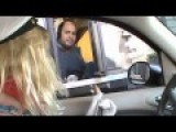 What The?........ - David Lee Roth Drive-thru Prank