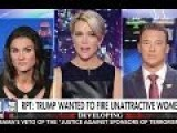 WATCH Megyn Kelly: Can't Trump People Just 'Shut Up' About How Much Women Should Weigh ?