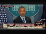 WOW! Obama Says Clinton Was Not Treated Fairly During Election