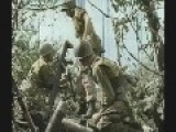 WW II SACRED ABBEY DESTROYED At MONTE CASSINO 2 Of 3 RARE COLOR FILM