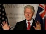 What Does 'Billionaire Pimp' Jeffrey Epstein & Bill Clinton Have To Talk About?