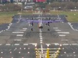 Windy Conditions Make For Tough Landings In Birmingham