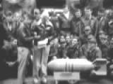 WW2 B-25s Launched, USS Hornet CV-8 : Doolittle's Tokyo Raid, 4 1942 Full